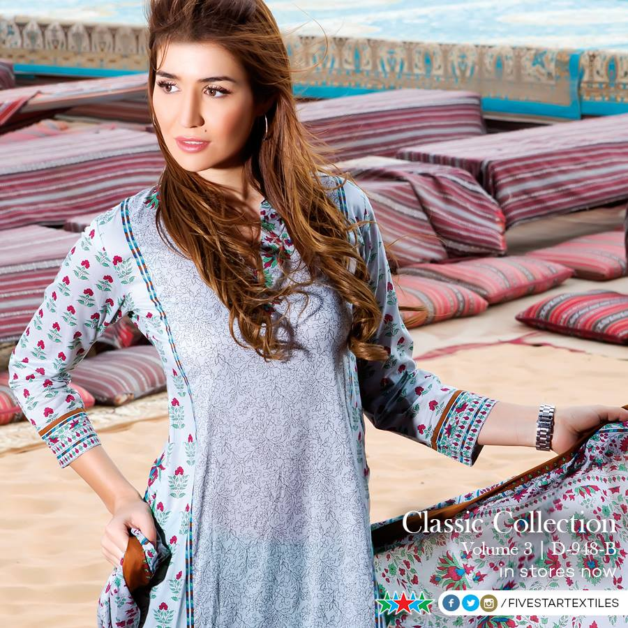 Five Star Textile Winter Dresses Collection 2015-2016 (19)