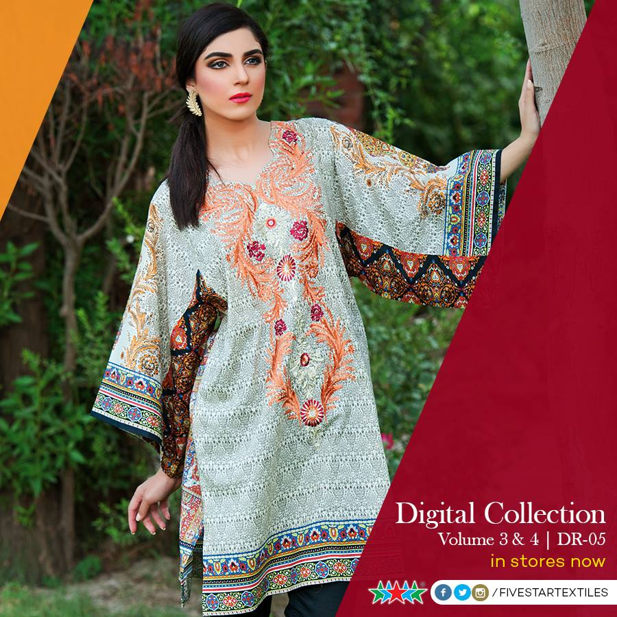Five Star Textile Winter Dresses Collection 2015-2016 (21)