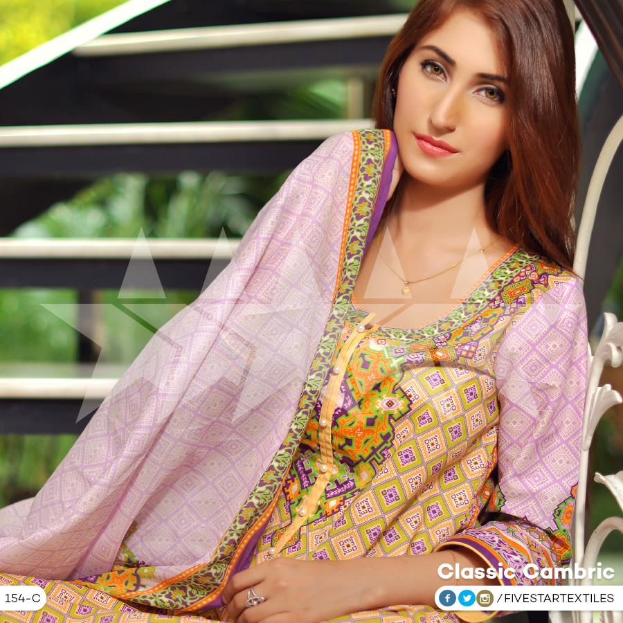 Five Star Textile Winter Dresses Collection 2015-2016 (25)