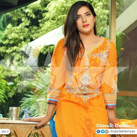 Five Star Textile Winter Dresses Collection 2015-2016 (29)