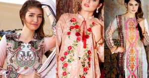 Five Star Textile Winter Dresses Collection 2015-2016 for Women