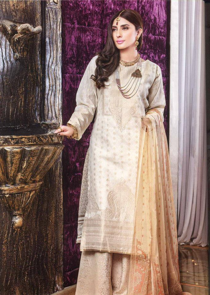 Five Star Textile Winter Dresses Collection 2015-2016 (31)