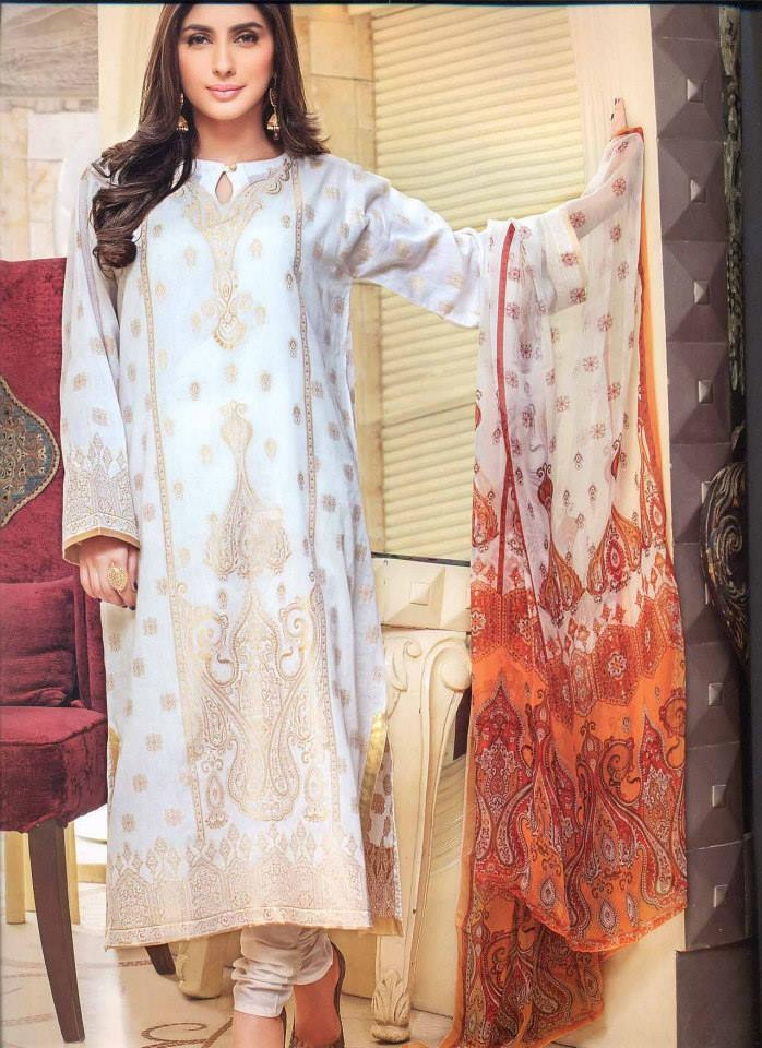 Five Star Textile Winter Dresses Collection 2015-2016 (34)