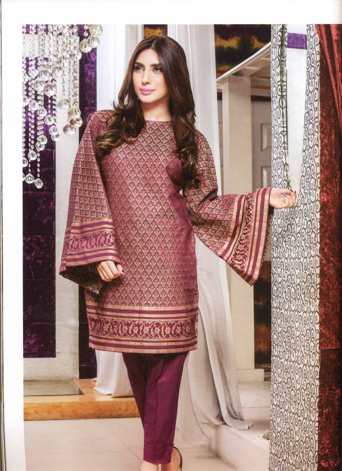 Five Star Textile Winter Dresses Collection 2015-2016 (36)