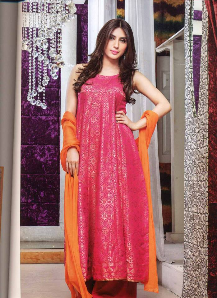Five Star Textile Winter Dresses Collection 2015-2016 (38)