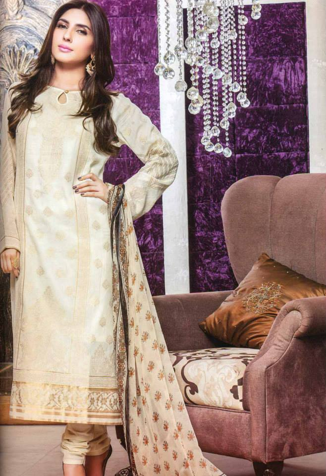 Five Star Textile Winter Dresses Collection 2015-2016 (40)