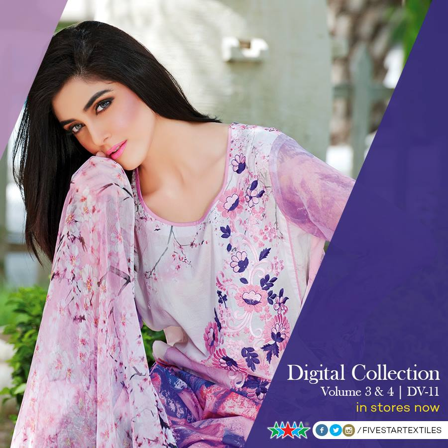 Five Star Textile Winter Dresses Collection 2015-2016 (9)