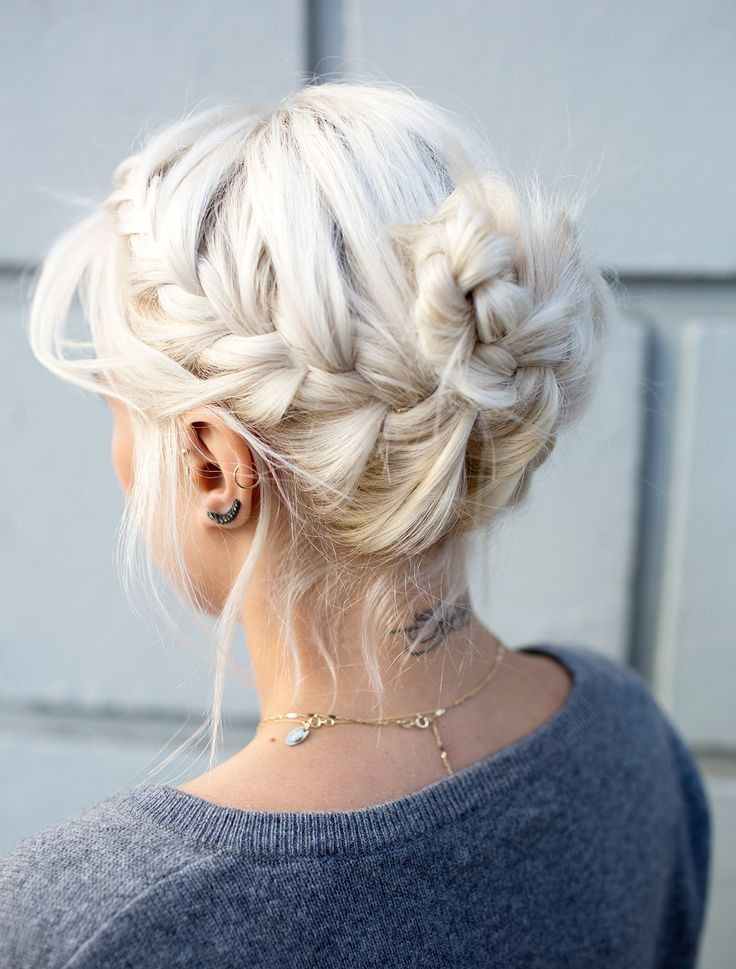 Folded Hairstyles for winters (2)