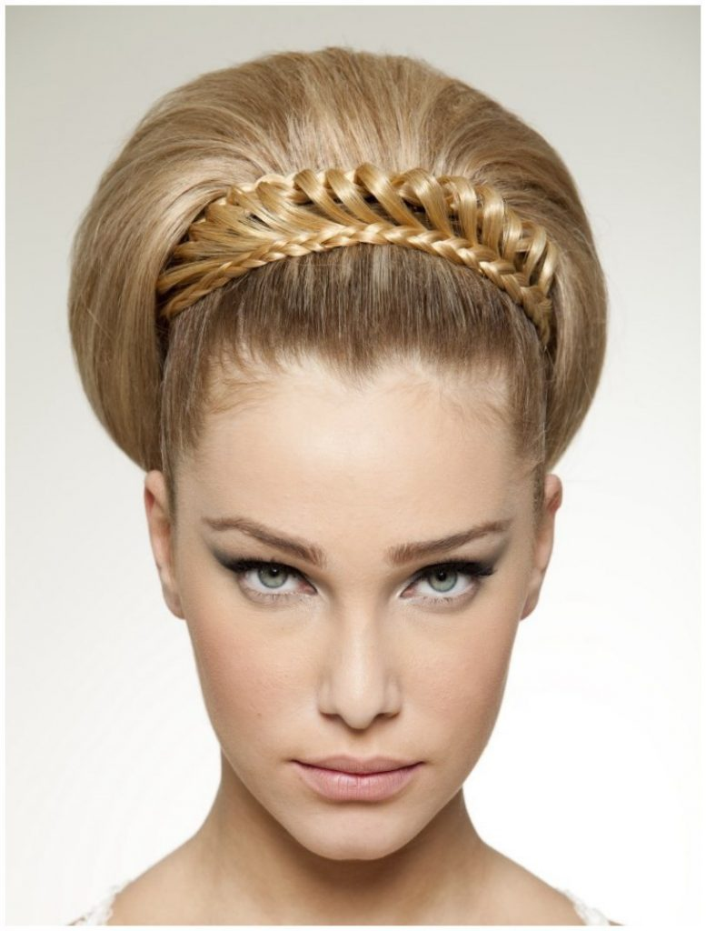 Folded Hairstyles for winters (3)