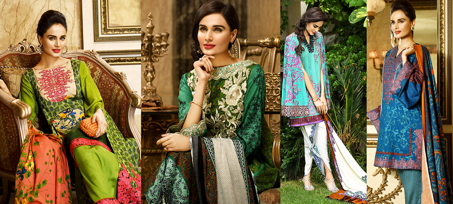 House Of Ittehad Fall Winter Collection 2016 2017
