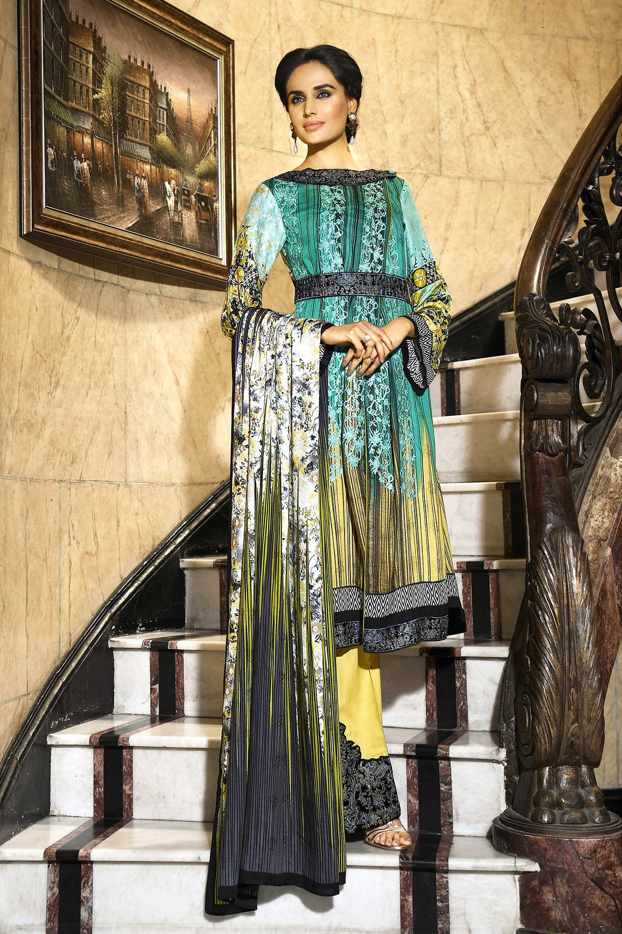 House Of Ittehad Fall/ Winter Collection 2016-2017