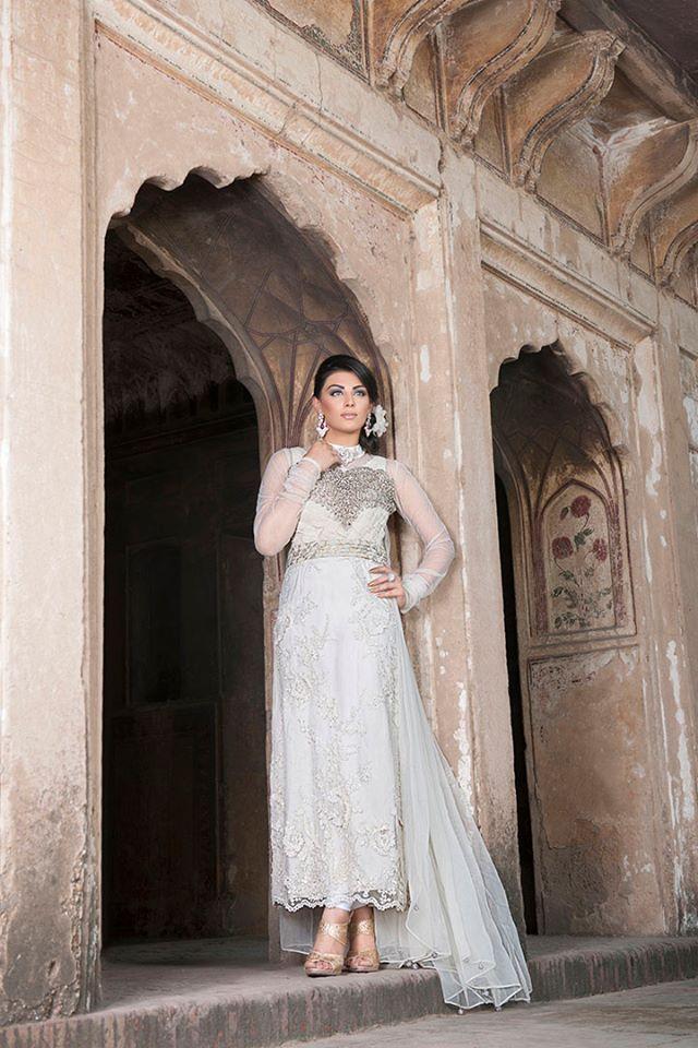 Indian Party Wear Frocks & dresses 2015-2016 (11)