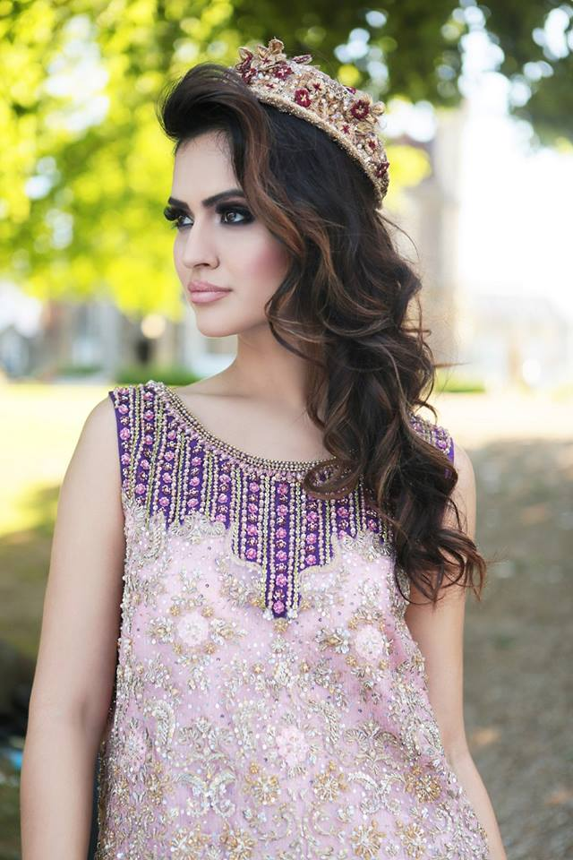 Indian Party Wear Frocks & dresses 2015-2016 (7)