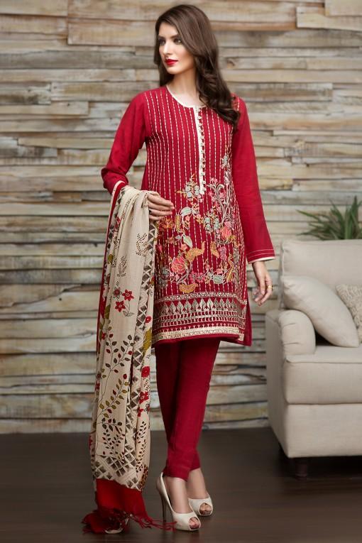 Khaadi Winter Dresses Latest Collection 2018 2019 Stylish