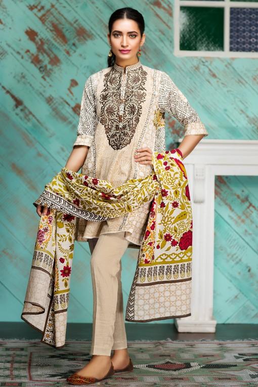 Khaadi Winter Dresses Latest Collection 2017 2018 Stylish