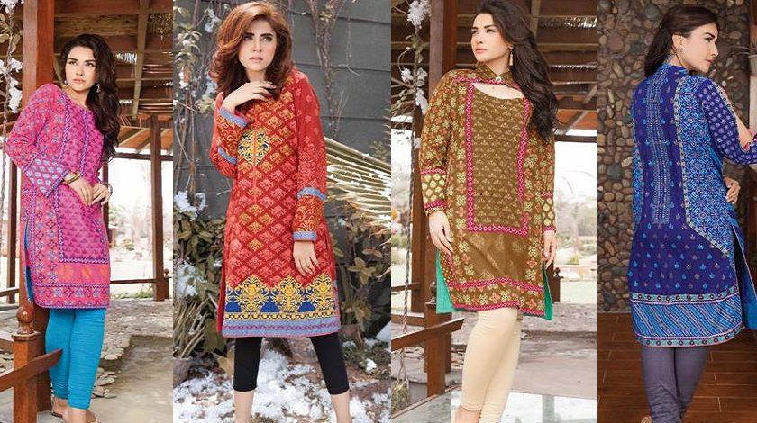 Lakhani Winter Intimate Kurti Designs Collection 2015-2016 by LSM Fabrics