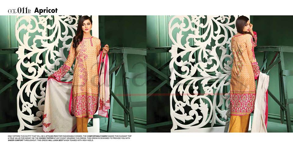 Lala Winter Embroidered Cotton-Linen Dresses 2015-2016 (13)