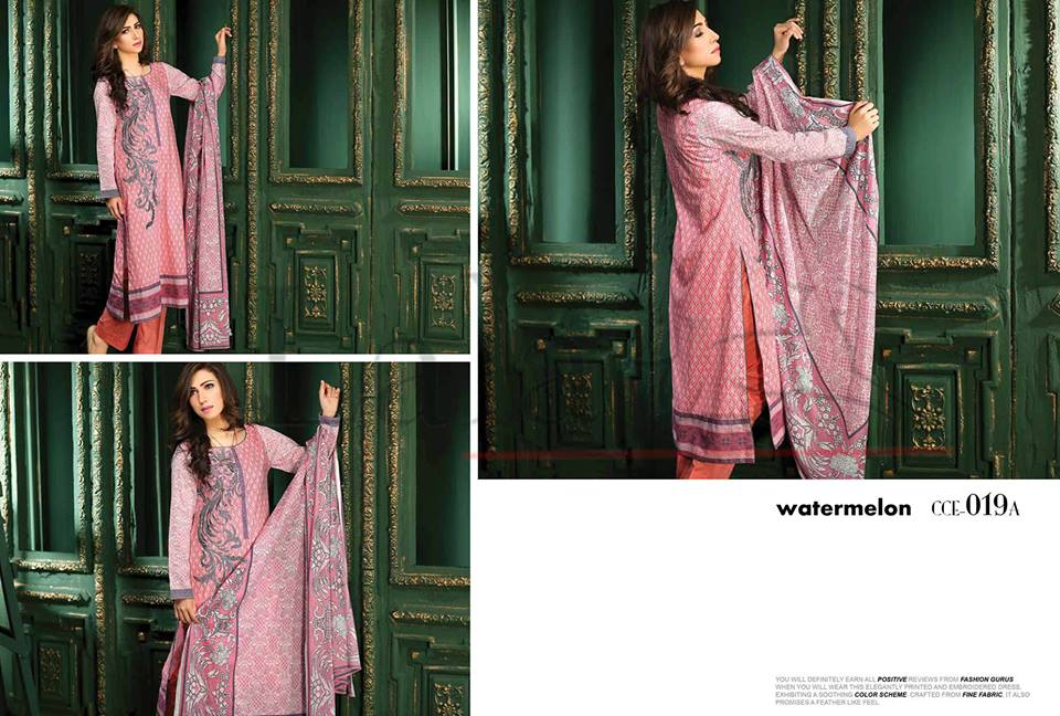 Lala Winter Embroidered Cotton-Linen Dresses 2015-2016 (16)