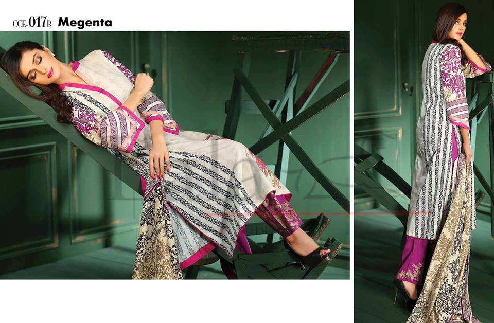 Lala Winter Embroidered Cotton-Linen Dresses 2015-2016 (18)