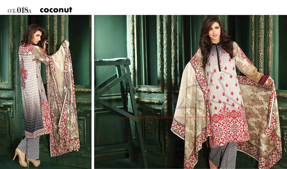 Lala Winter Embroidered Cotton-Linen Dresses 2015-2016 (19)