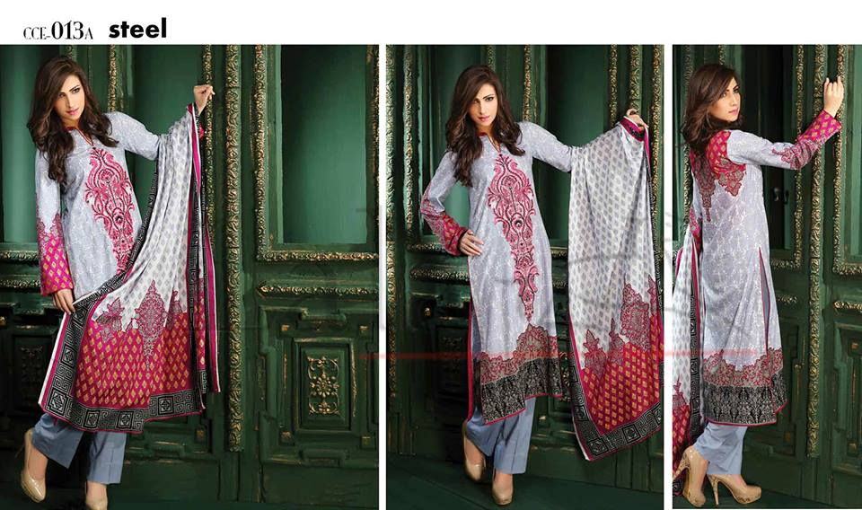 Lala Winter Embroidered Cotton-Linen Dresses 2015-2016 (30)