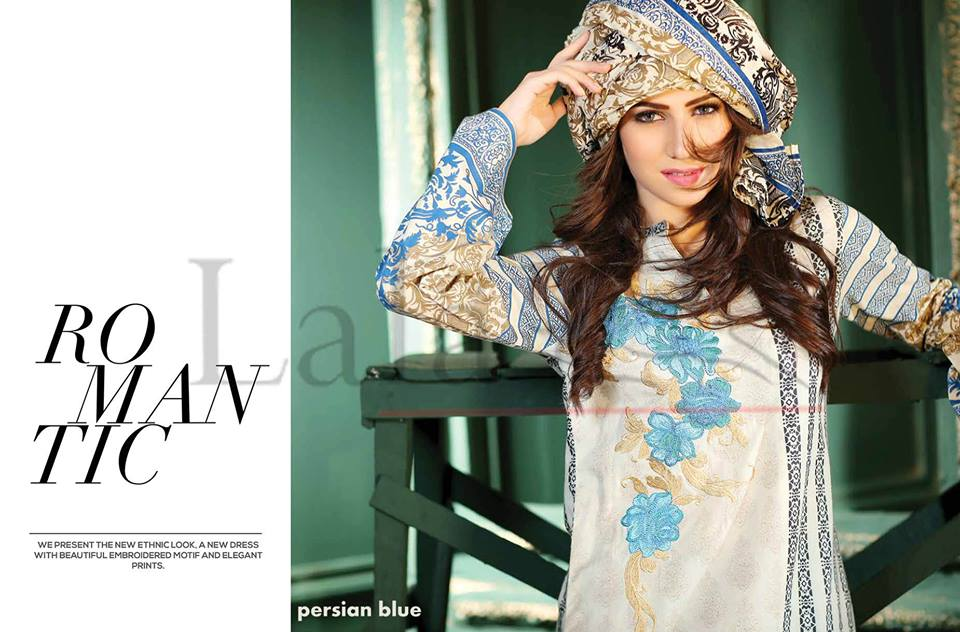 Lala Winter Embroidered Cotton-Linen Dresses 2015-2016 (31)