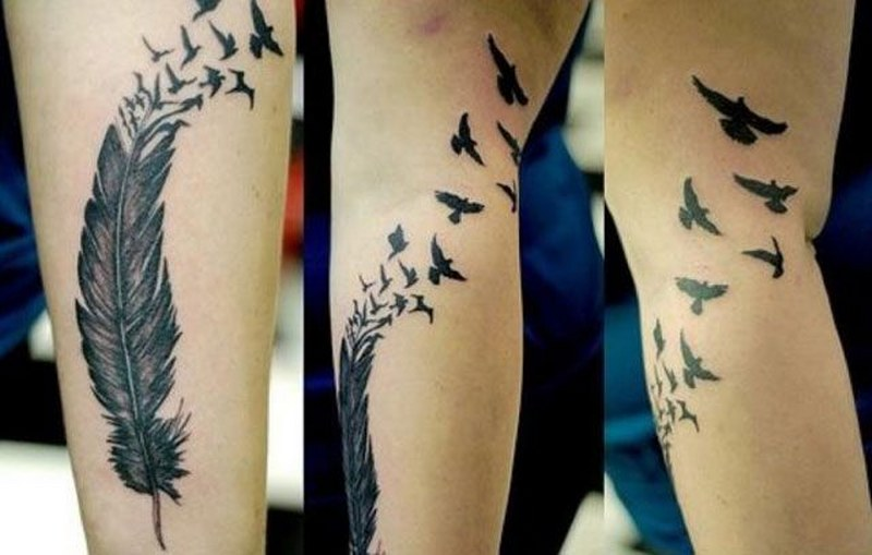 Latest Bird Tattoos Ideas for Men 2015-2016 (1)