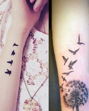 Latest Bird Tattoos Ideas for Men & Women 2015-2016