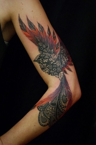 Latest Bird Tattoos Ideas for Women 2015-2016 (2)