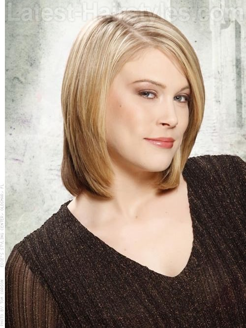 Latest Bob Hairstyles for Long & Short Hairs 2015-2016 (21)