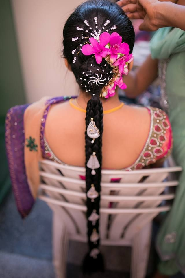 Latest Indian Bridal Wedding Hairstyles Collection 2015-2016 (19)