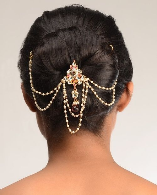 Latest Indian Bridal Wedding Hairstyles Trends 2019-2020
