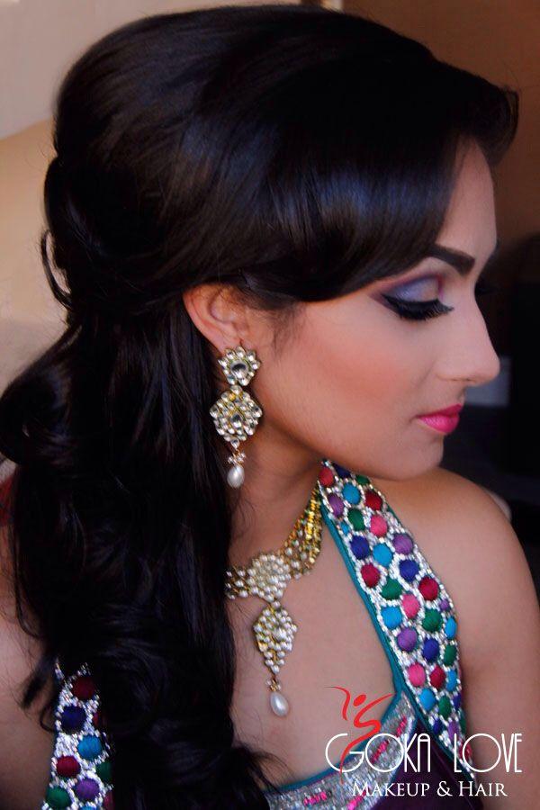 Hairstyles 2017 India : Latest Indian Bridal Wedding Dresses Trends Complete Indian Bridal ...
