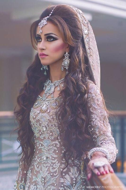 Latest Indian Bridal Wedding Hairstyles Trends 2019 2020 Collection