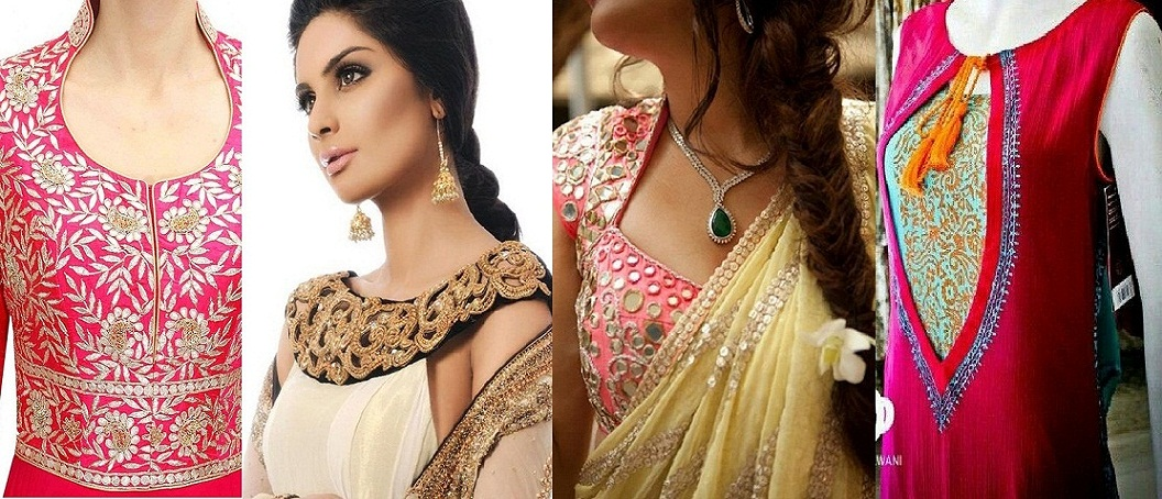 Latest Neckline Gala Designs & Styles Collection 2015-2016