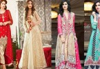 Latest Party Wear Frocks & dresses 2015-2016