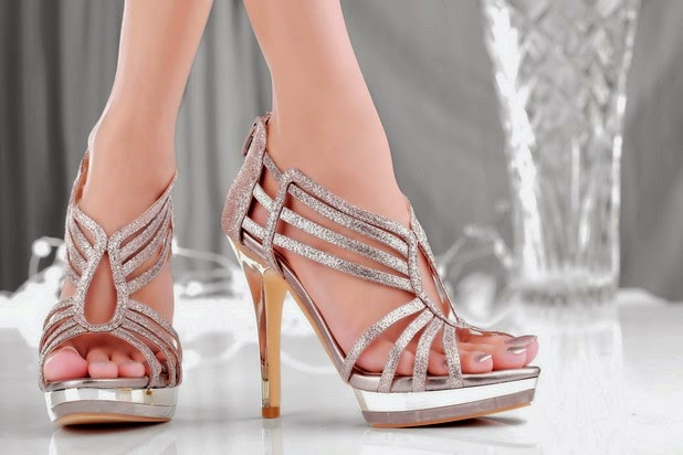 Latest Party Wear & Wedding Shoes Insignia Collection 2015-2015 (25)