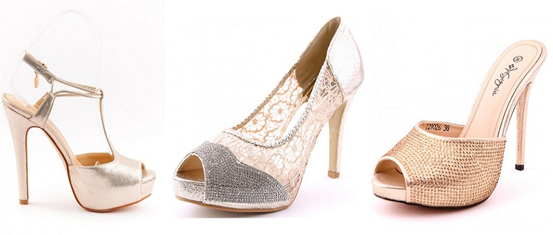Latest Party Wear & Wedding Shoes Insignia Collection 2015-2015