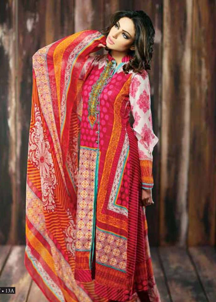 Libas Winter Crinkle Dresses Collection 2015-2016 by Shariq Textiles (10)