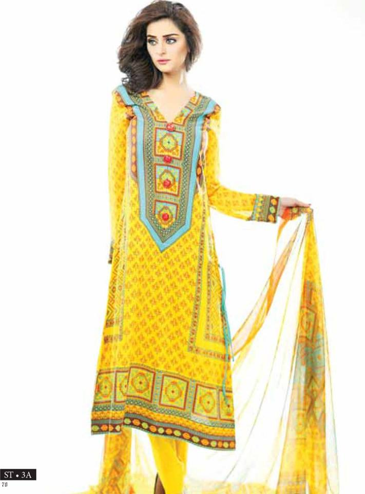 Libas Winter Crinkle Dresses Collection 2015-2016 by Shariq Textiles (19)
