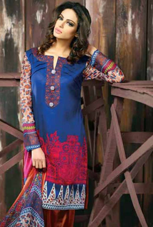 Libas Winter Crinkle Dresses Collection 2015-2016 by Shariq Textiles (20)