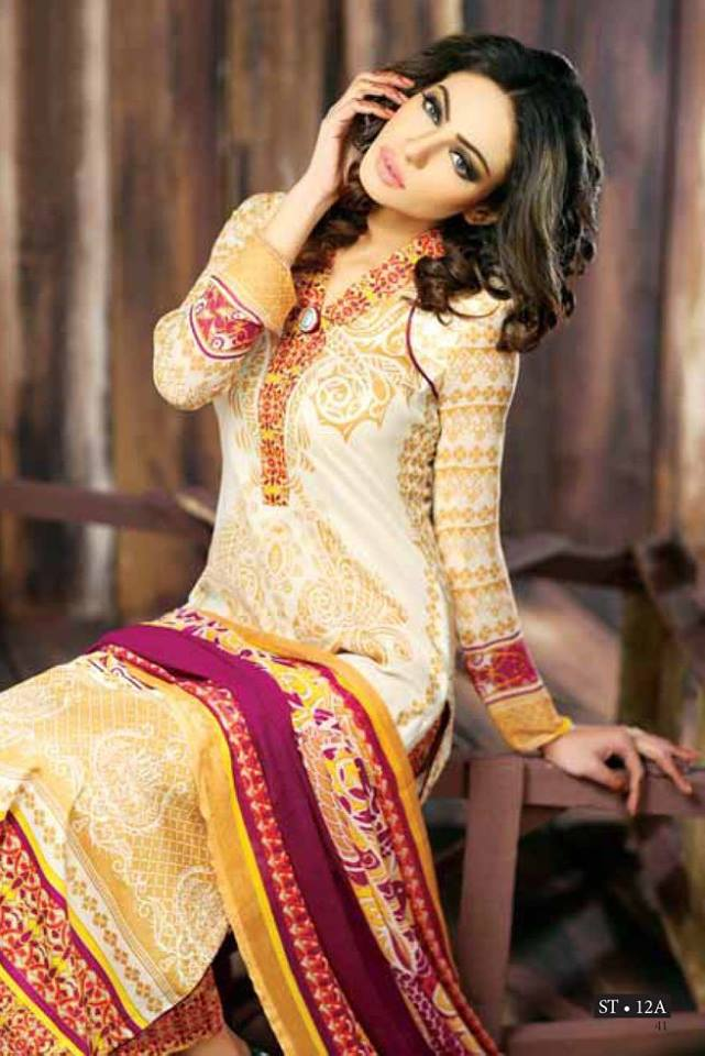 Libas Winter Crinkle Dresses Collection 2015-2016 by Shariq Textiles (23)