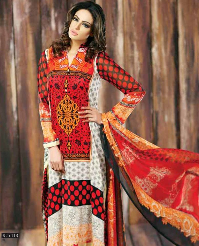 Libas Winter Crinkle Dresses Collection 2015-2016 by Shariq Textiles (28)