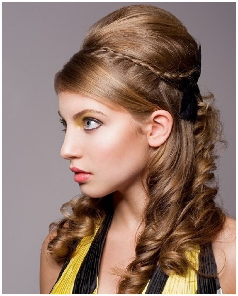 ladies winter hairstyles for long & short hairs 2015-2016