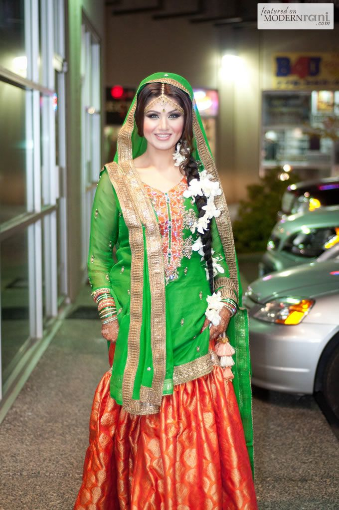 Mehndi Hairstyles Dailymotion : Makeup for mehndi function life style by