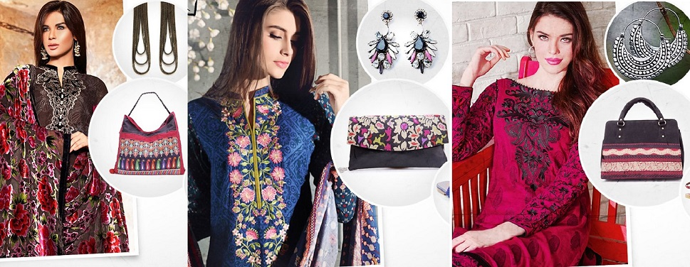 10 Stylish & Best Winter Dress Styles & Designs with Matching Accessories 2016-2017