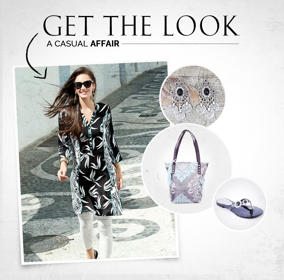 10 Stylish & Best Winter Dress Styles & Designs with Matching Accessories (4)