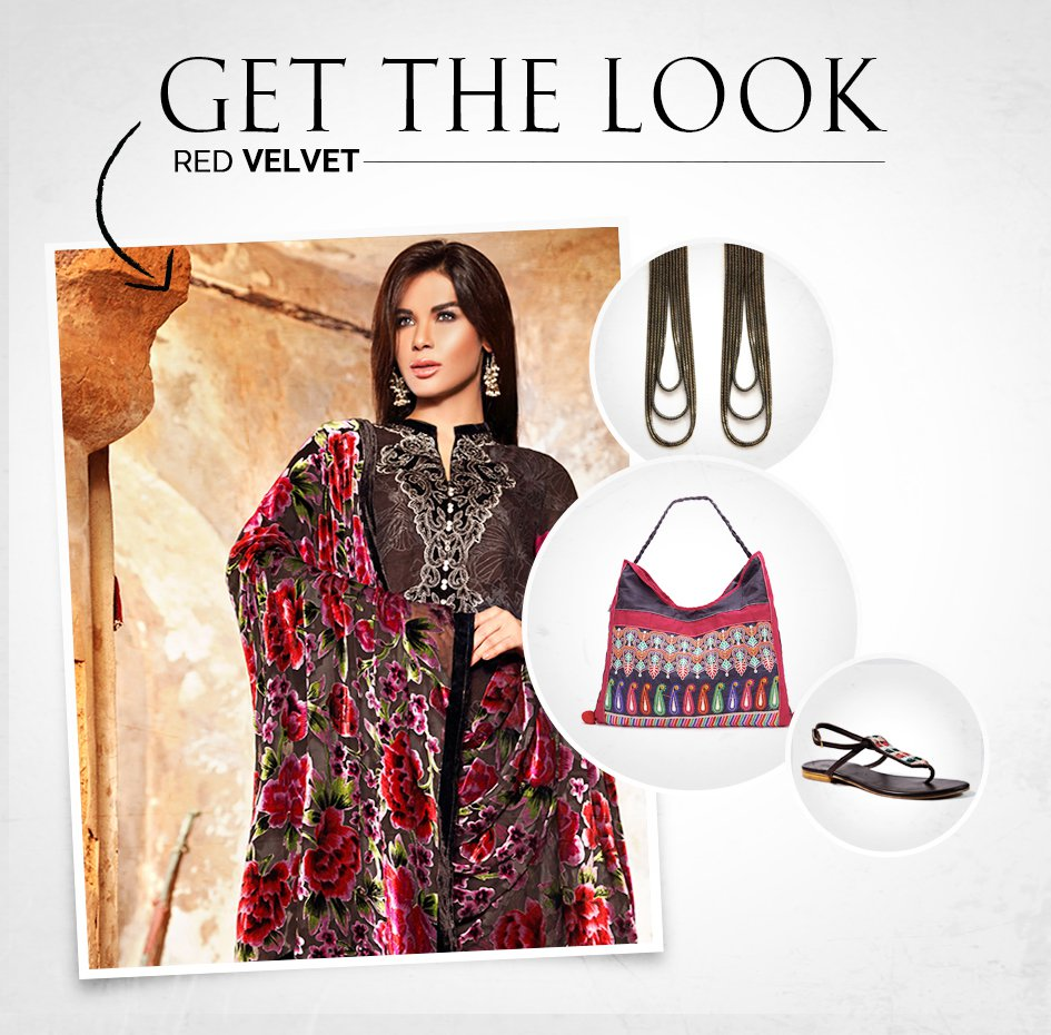 10 Stylish & Best Winter Dress Styles & Designs with Matching Accessories (6)