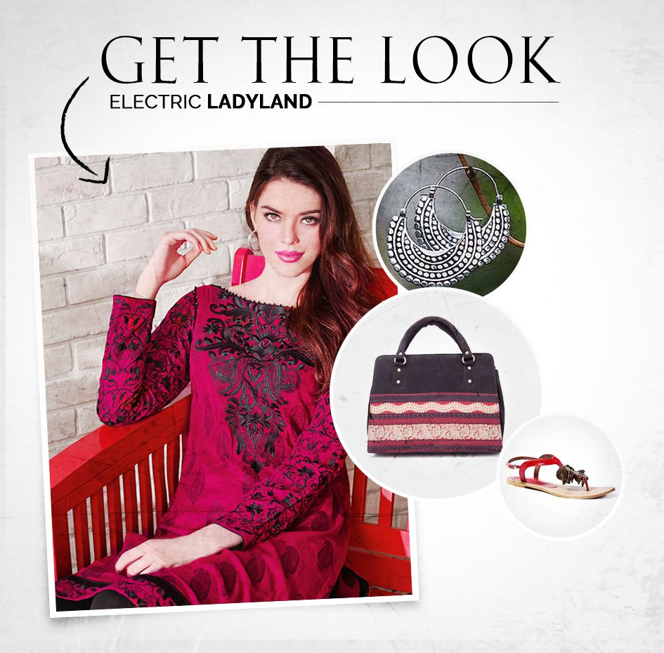 10 Stylish & Best Winter Dress Styles & Designs with Matching Accessories (8)
