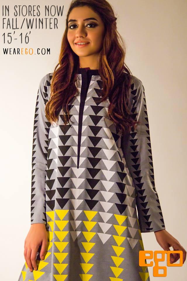 d113b21588e9 EGO Winter Designs Ladies Kurta Collection 2015-2016 (29 ...